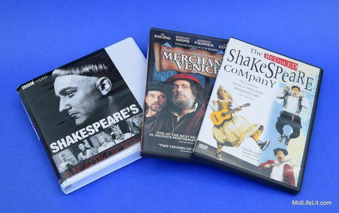 Shakespeare videos