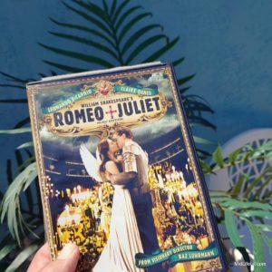 Baz Luhrmann's Romeo + Juliet DVD