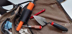 Metal detecting gear bag