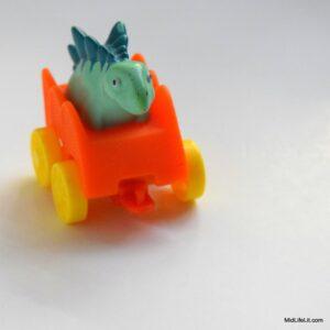 """Dinosaur Train"" toy"
